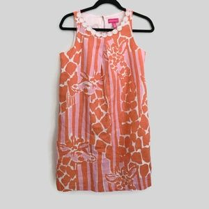 Lilly Pulitzer for Target Girafeey Linen Dress